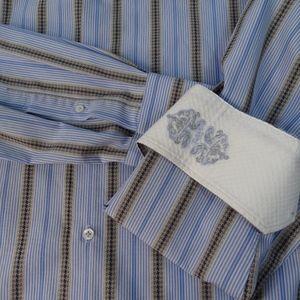 Robert Graham Vintage16 1/2 Long Sleeve Button